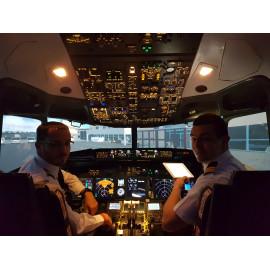 Pass Sensations Boeing 737-800