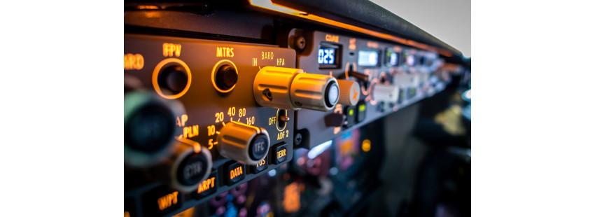 Simulateur Boeing 737-300